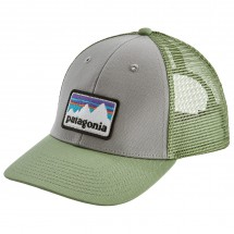 Patagonia - Shop Sticker Patch Lopro Trucker Hat - Caps