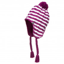 The North Face - Girl's Fuzzy Earflap Beanie - Strickmütze