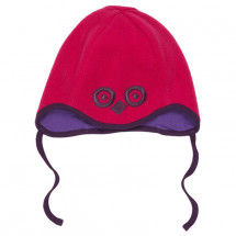 Ej Sikke Lej - Kid's Owl Fleece Hat - Myssy