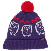 Ej Sikke Lej - Kid's Nordic Knit Hood - Bonnet