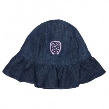 Ej Sikke Lej - Kid's Summer Denim Girl Hat - Hut