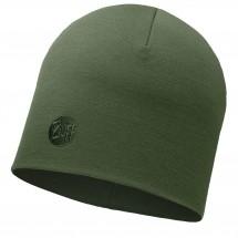 Buff - Merino Wool Thermal Hat Solid - Bonnet