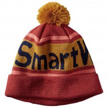 Smartwool - Retro Logo Beanie - Muts