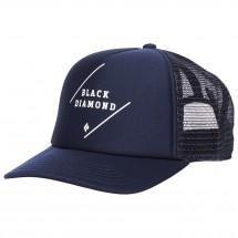 Black Diamond - Flat Bill Trucker Hat - Caps