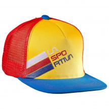La Sportiva - Trucker Hat Stripe - Lippalakki