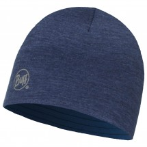 Buff - Merino Wool Reversible Hat - Bonnet