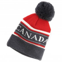 Canada Goose - Merino Logo Pom Hat - Beanie