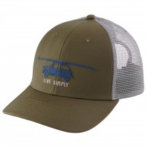 Patagonia - Live Simply Glider Trucker Hat - Casquette