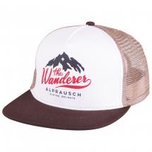 Alprausch - Wandervogel-Mütze Trucker Cap - Cap