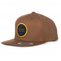 Rip Curl - Valley Badge Snap Back Cp - Cap