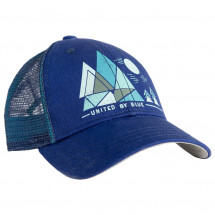 United By Blue - Kid's Pyramid Mountain Trucker Hat - Cap