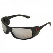 Julbo - Bivouak Brown Flash Silver Spectron 4 - Aurinkolasit