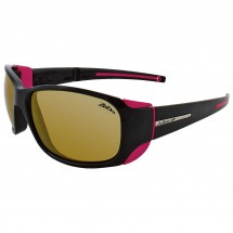Julbo - Women's MonteRosa Yellow / Brown Zebra