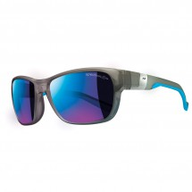 Julbo - Coast Grey Flash Blue Polarized 3+ - Zonnebril