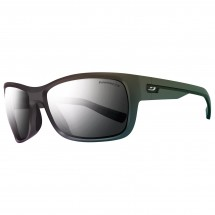 Julbo - Drift Grey Flash Silver Polarized 3+ - Fahrradbrille