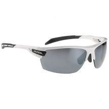 Alpina - TRI-Scray Black Mirror 3/Clear 0/Orange Mirror 2 - Fietsbrillen