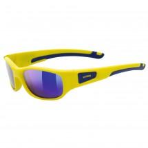 Uvex - Kid's Sportstyle 506 Mirror Green S3 - Sunglasses