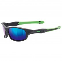 Uvex - Kid's Sportstyle 507 Mirror Green S3 - Sunglasses