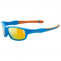 Uvex - Kid's Sportstyle 507 Mirror Orange S3 - Sunglasses