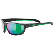 Uvex - Sportstyle 212 Pola Mirror Green S3 - Zonnebril