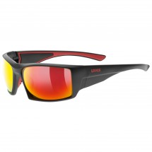 Uvex - Sportstyle 220 Pola Mirror Red S3 - Zonnebril