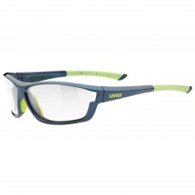 Uvex - Sportstyle 611 VL Smoke S1-2 - Cycling glasses