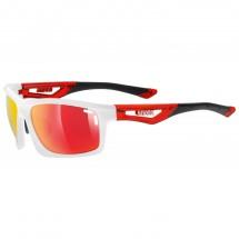 Uvex - Sportstyle 700 Mirror Red S3 - Fietsbril