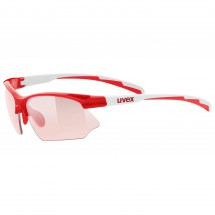 Uvex - Sportstyle 802 Vario Red S1-3 - Lunettes de cyclisme