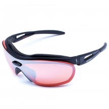 Sziols - X-Kross Winter Alpin Red Mirror - Lunettes de sport
