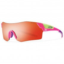 Smith - Pivlock Arena Red Mir+Ignit+Transp - Fahrradbrille