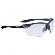 Alpina - Twist Four S VL+ Fogstop Black S1-S3 - Cycling glasses
