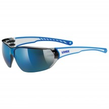 Uvex - Sportstyle 204 Mirror Blue S3 - Aurinkolasit