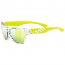 Uvex - Sportstyle 508 Mirror Yellow S3 - Lunettes de soleil