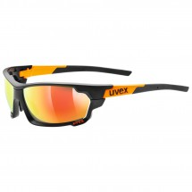 Uvex - Sportstyle 702 Mirror Orange S3/LM Orange S1/Clear S0