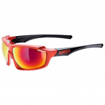 Uvex - Sportstyle 710 Mirror Red S3 - Cycling glasses