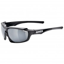 Uvex - Sportstyle 710 Mirror Silver S3 - Cycling glasses