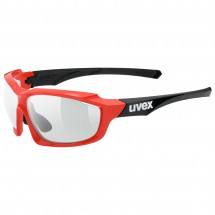 Uvex - Sportstyle 710 Vario Smoke S0-3 - Cycling glasses
