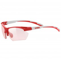 Uvex - Sportstyle 802 Sml Vario Red S1-3 - Fietsbril