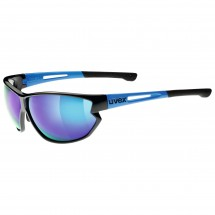 Uvex - Sportstyle 810 Mirror Blue S3 - Aurinkolasit