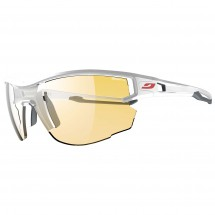 Julbo - Aero Yellow / Brown Zebra Light - Fahrradbrille