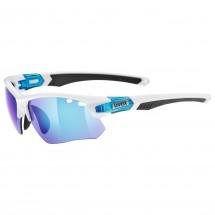 Uvex - Sportstyle 109 Clear + LM Orange + Mirror Blue S0+