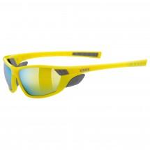 Uvex - Sportstyle 307 Mirror Yellow S4 - Glacier glasses