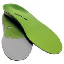 Superfeet - Trim to Fit Green - Inlegzolen (demping)