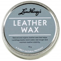 Lundhags - Lundhags Leather Wax - Cire à chaussures