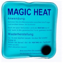 Basic Nature - Magic Heat Wärmekissen 2-Pack