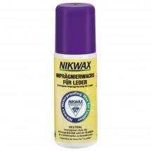 Nikwax - Aqueous Lederwax colorless - Schuhpflege