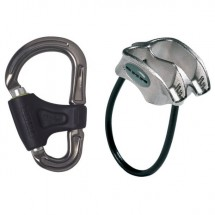 DMM - V Twin Set mit Belay Master HMS
