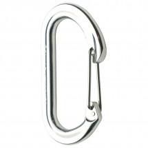 Black Diamond - Oval Wire - Non-locking carabiner