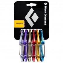 Black Diamond - HoodWire - Non-locking carabiner (wire)