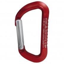Stubai - Rock Clip Easy Lock - Jousilukitteiset sulkurenkaat